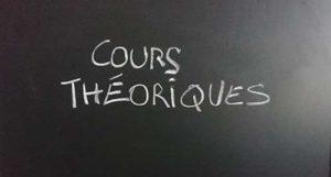 cours théoriques